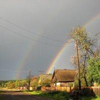 Дождь прошел :: Маргарита Логинова