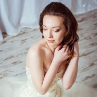 Свадебный макияж :: Альбина Ахметзянова