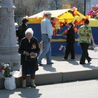 Ветераны. 9 мая. :: ЮРИЙ ТВЕРДОХЛЕБОВ
