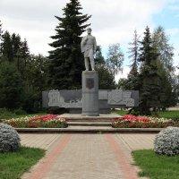Памятник Дежневу в Великом Устюге. :: Андрей Вычегодский