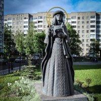 Памятник святой праведной Софии Слуцкой. :: Nonna