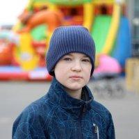 Прогулка по Северодвинску. Мой внук :: Владимир Шибинский
