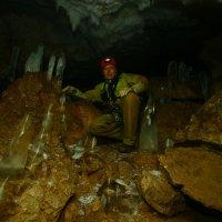 пещерный человек :: евгений Смоленцев