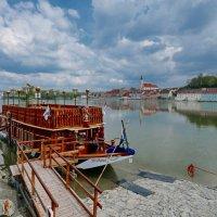 На реке Дунае :: Вальтер Дюк