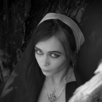 Монахиня :: Владимир Рябцев