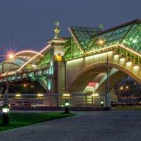 Москва, мост Богдана Хмельницкого :: Иван Дмитриев