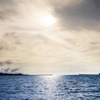 Воды бухты Севастопольской :: Александр Мирошниченко