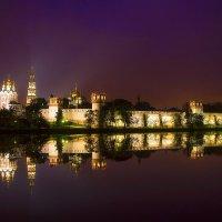 Новодевичий монастырь :: Алексей Назаров