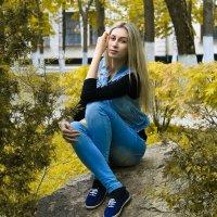 В парке :: Яна Харченко