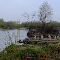 Бывший старый мост. :: Rafael