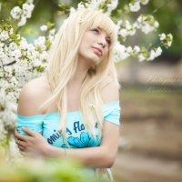 весна ,настроение, весеннее настроение, леди , нежность , красота, цветение , цветы :: Ксения Ерёмина