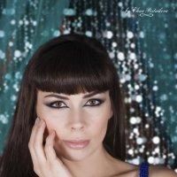 Восточный макияж :: Альбина Ахметзянова