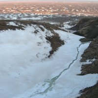 Ледник тает :: Сергей Карцев