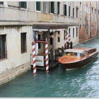 Венецианское такси :: Александр Назаров