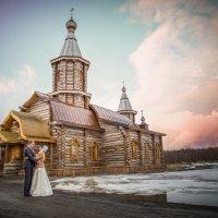 у монастыря.... :: Yuliya Kaminskaya