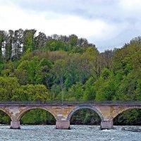 мост через Рейн :: Александр Корчемный