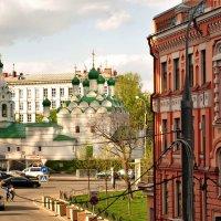 Ещё один свершается виток :: Ирина Данилова