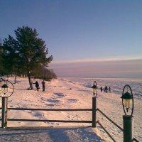 Отдых на берегу :: Александр
