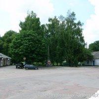 Старый центр города Андрушевка. Июнь 2013 :: Сергей Ионников