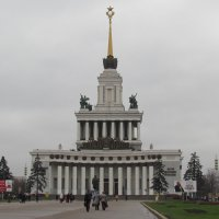 ВДНХ. Москва :: Александр ***