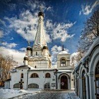 Храм Покрова Пресвятой Богородицы в Медведкове :: Игорь Иванов