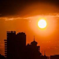 Закат солнца :: Максим Баранцев