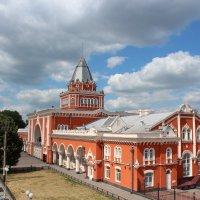 Ж/Д вокзал в Чернигове :: Владислав Любека