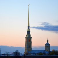 Вечерний пейзаж :: Дмитрий Боргер