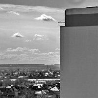 Дома большие и маленькие :: Арсений Корицкий