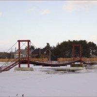 Мост через Ягорку :: Иван Клещин
