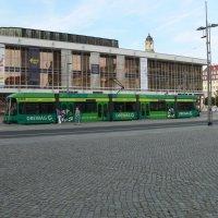 Красивый трамвай. :: Андрей Дурапов