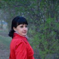 Весенняя женщина :: Екатерина Марфута