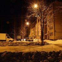 Спящий город. :: Андрей Дурапов