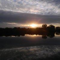 зеркало для неба :: Sergey Raspopov