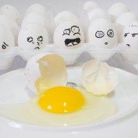 Убийство яйца :: Игорь Блонский