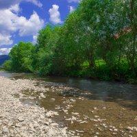 Горная река :: Ольга Колесник
