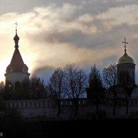 Закат во Владимире 06.05.14. :: Валерий Викторович РОГАНОВ-АРЫССКИЙ