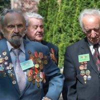 Ветераны. :: Олег Козлов