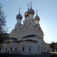 Церковь Николая Чудотворца в Пыжах :: Александр Качалин