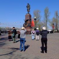 Интуристы в Иркутске. Фотосессия. :: Rafael