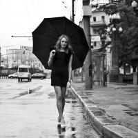 Под дождем :: Влад Росс