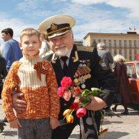 9 мая - День рождения Матвея! 2014 г. - 7 лет! :: Дарья Казбанова