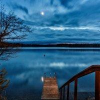 Вечер в Финляндии :: Ростислав Бычков
