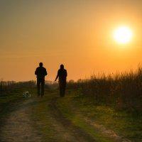 На пути к солнцу :: Евгения Порядина
