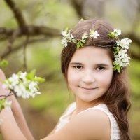 Дочкина весна :: Юлия Скороходова