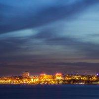 Мой город вдоль Волги © (Волгоград) :: Марина Скоробогатова