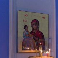 Икона Богоматерь Троеручица :: Елена М
