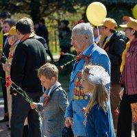 С дедом на парад :: Валерий Шибаев
