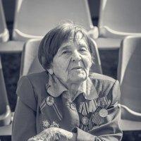 не стареют душой ветераны-1 :: Татьяна Исаева-Каштанова