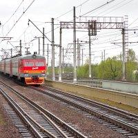 Про железную дорогу. :: Anton Lavrentiev